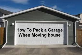 how to pack a garage when moving house in hollywood worcestershire. Black Bedroom Furniture Sets. Home Design Ideas