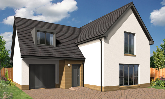 Buying a new build property when moving home in leamington for Modern homes leamington