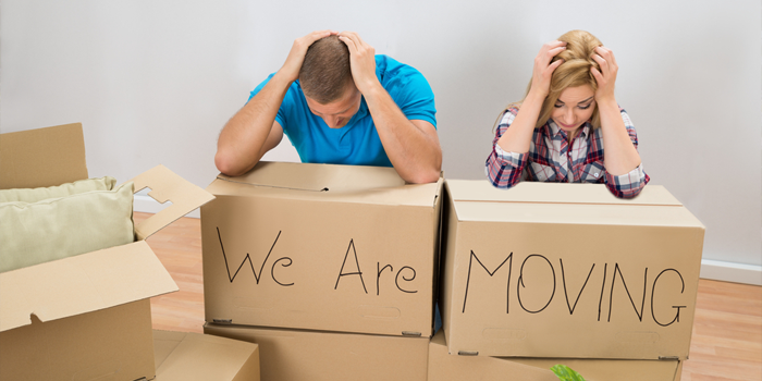 How to deal and cope with the emotional stress of moving for How to move a building