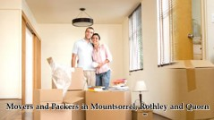 Movers and Packers in Mountsorrel, Rothley and Quorn
