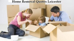 home removal quotes leicester