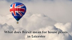 What does Brexit mean for house prices in Leicester